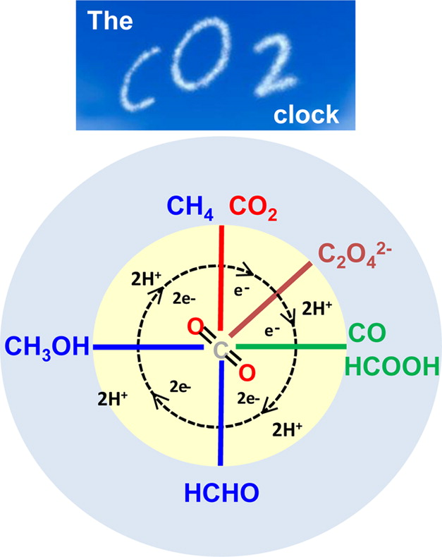 Running the Clock: CO2 Catalysis in the Age of Anthropocene