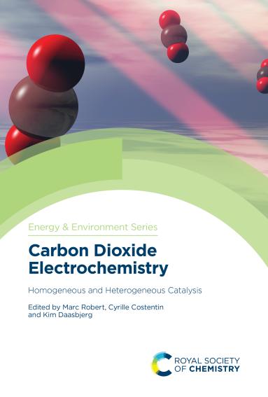 Carbon Dioxide Electrochemistry: Homogeneous and Heterogeneous Catalysis